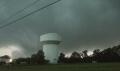A view of the massive tornado, April 28, 2014